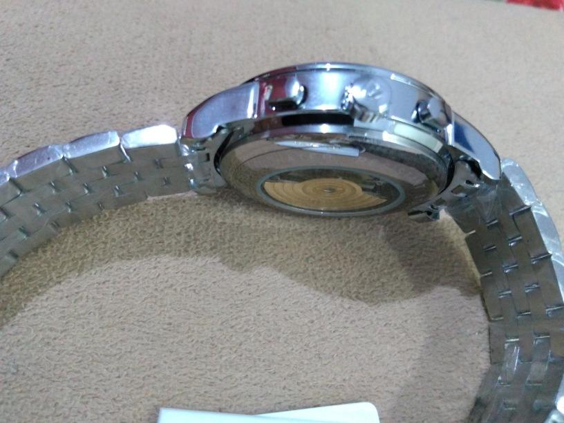 81a1c754546 relógio automático mecânico tevise 9008g prova d agua. Carregando zoom.