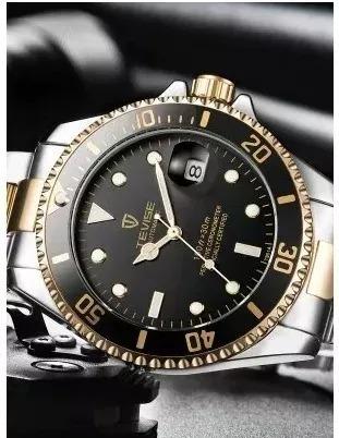 ac2cac44afc Relógio Automático Tevise Luxo Original(rolex