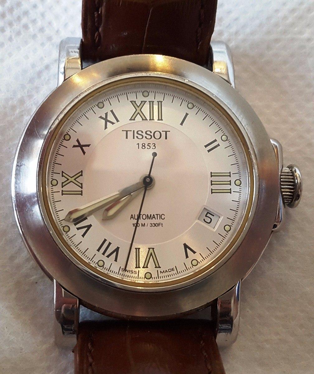 df45fa93309 relógio automático tissot - coleção vintage raro!! Carregando zoom.