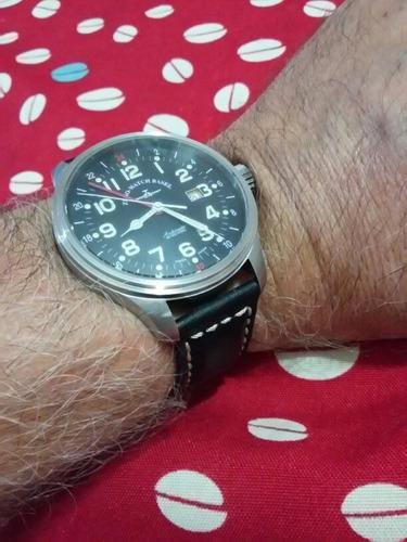 relógio automático zeno -watch basel os pilotos gmt