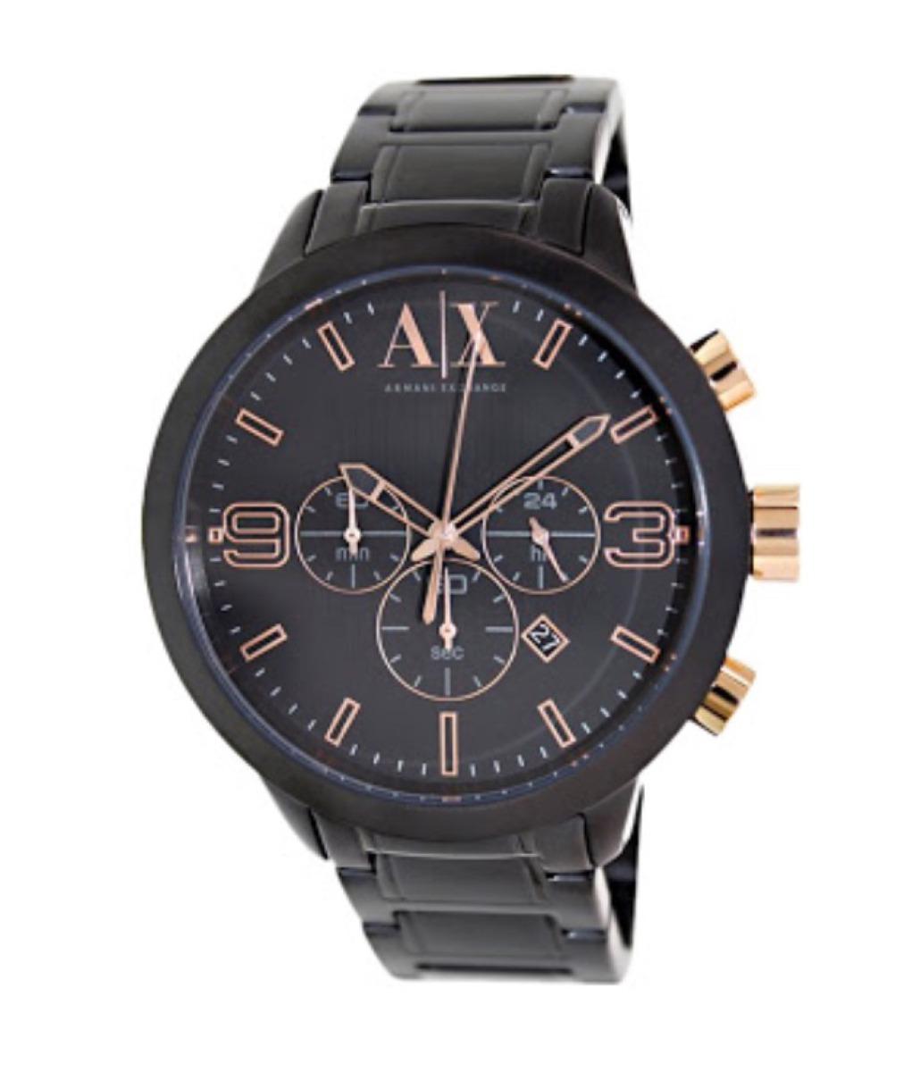 ca2c45dfa54 relogio ax 1350 pulseira inox com garantia. Carregando zoom.