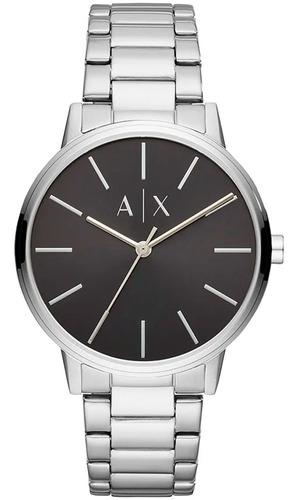 relógio a x armani exchange masculino ax2700/1kn