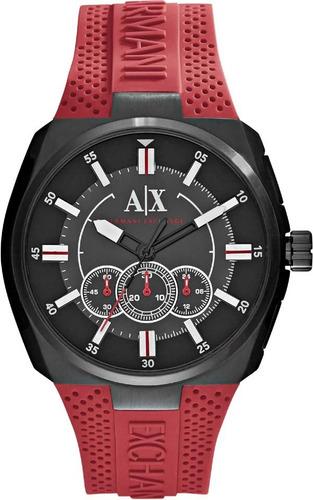 relógio a x armani exchange masculino cronógrafo ax1803/8vn