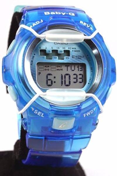d77983acf2b Relógio Baby-g Bg-1001 Cásio Novo E Original Frete Grátis - R  384 ...