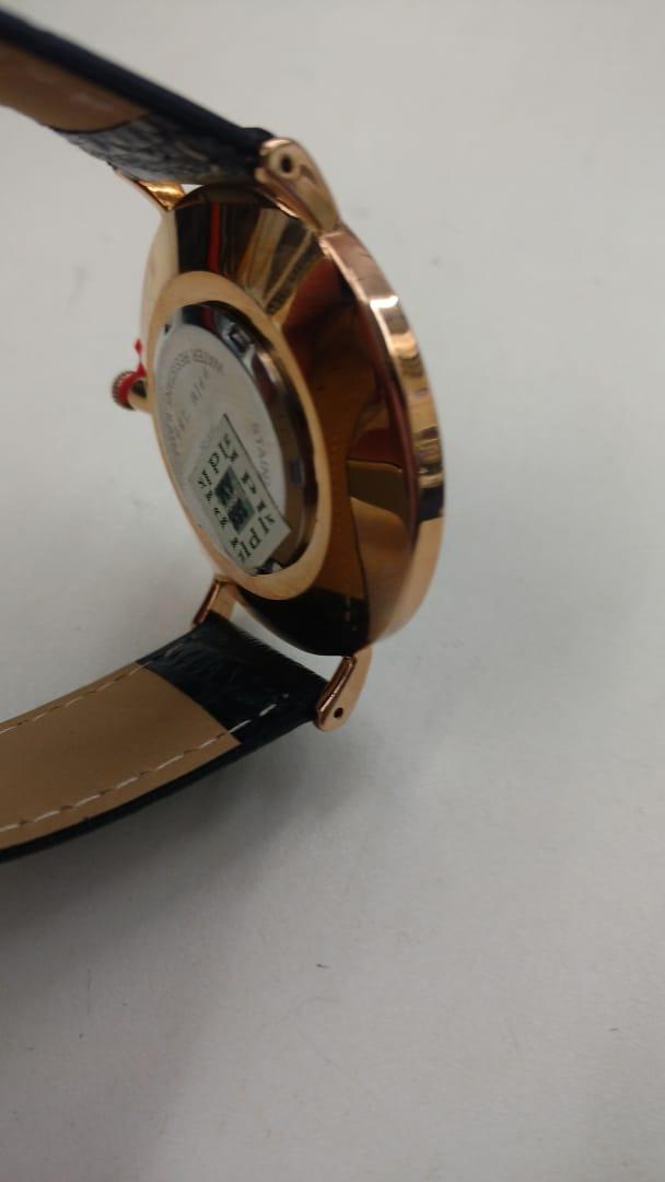 72a2f0c4f6a Carregando zoom... backer masculino relógio 3 relógio backer masculino slim  10816112m pr original e barato