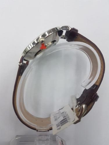relógio backer masculino slim 10813122m si original e barato