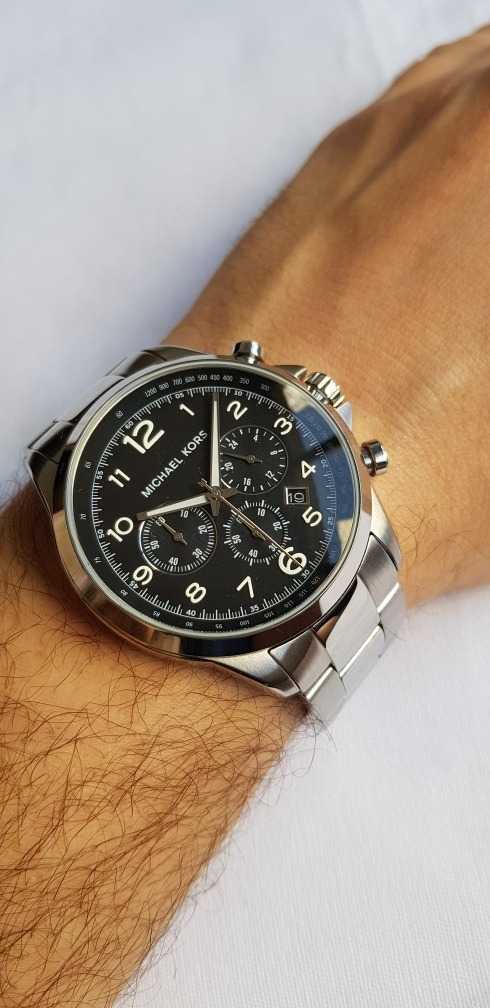 73881b3bb07 relógio barato michael kors mk8113 original 45mm eua. Carregando zoom.