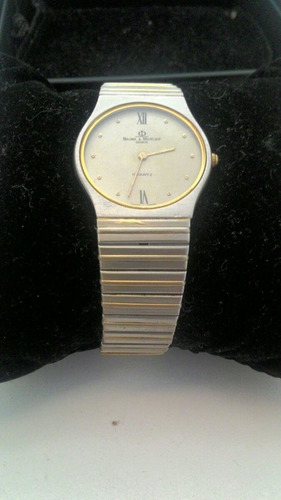 relógio  baume mercier clássico super fino
