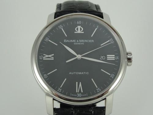 relógio baume & mercier classima ref: 65534 - automático