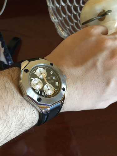 relógio baume mercier , semi novo, automático., c/ garantia.