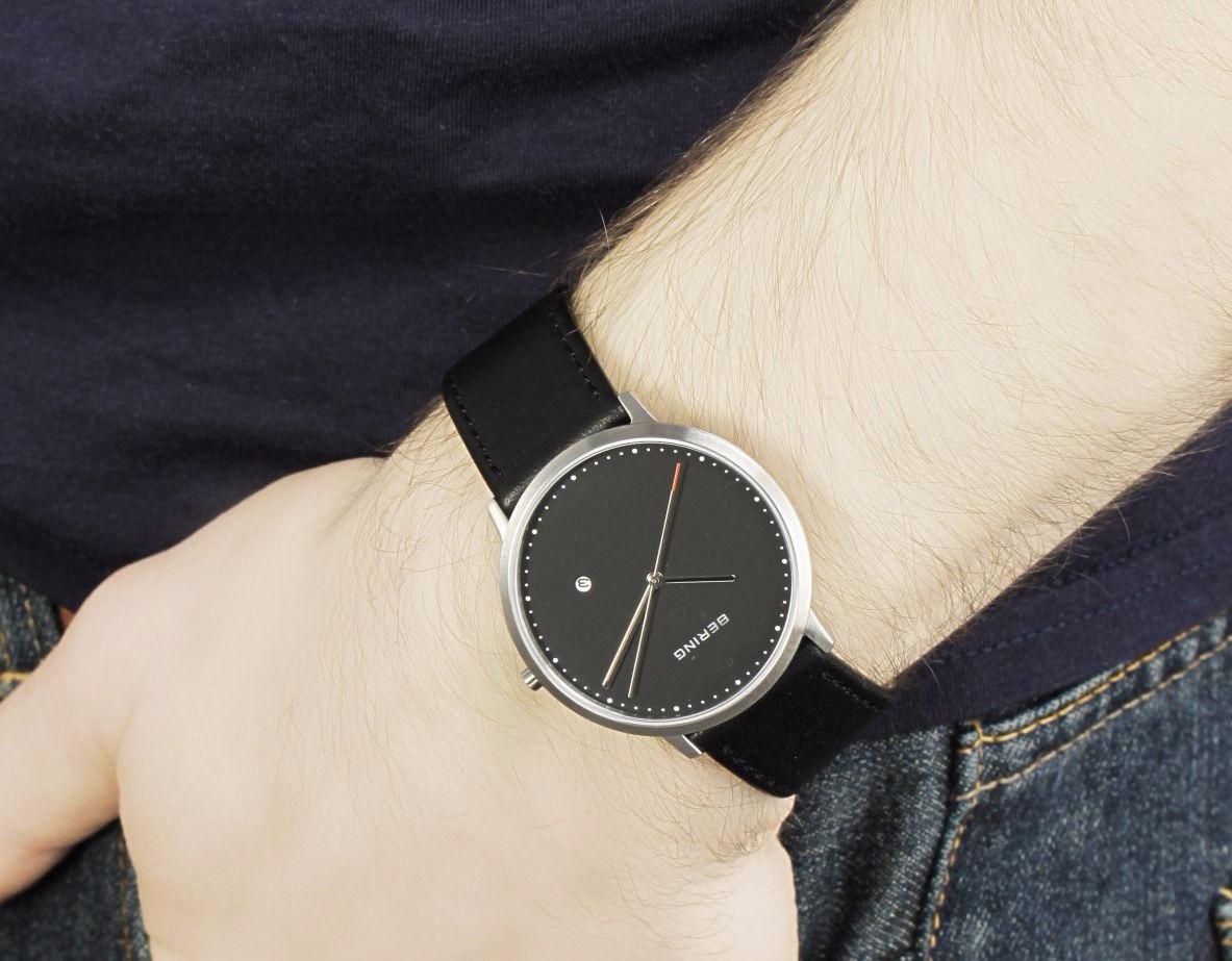 ba73578ba1a relógio bering time classic super slim 32339-742. Carregando zoom.
