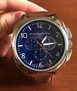 relógio beverly hills polo club novo importado original