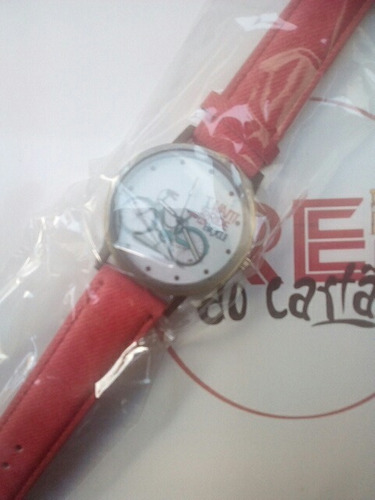 relógio bike barato vermelho frete grátis