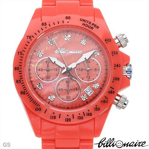 relógio billionaire women's watch bx.6307ms/05.