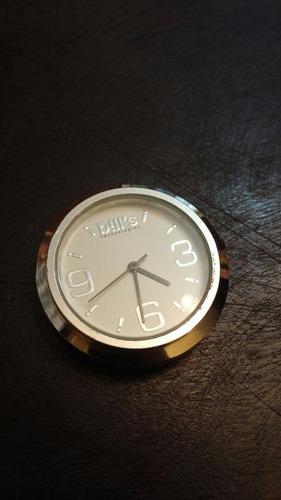 relógio bill's francês troca pulseira