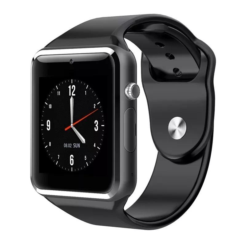 0c1681853b5 Relógio Bluetooth Smart Watch A1 + Frete Gratis - R  131