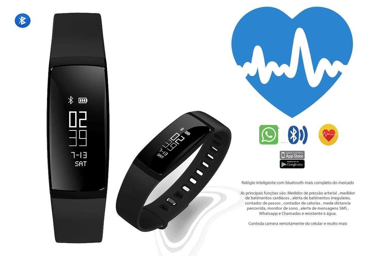 65ba917f219 relógio bluetooth smart watch h07 android 5 6 s5 s6 s7 iphon. Carregando  zoom.