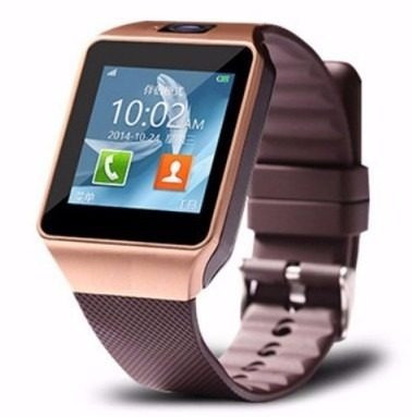 265862543e5 Relógio Bluetooth Smartwatch Dz09 Android Gear Chip S4 S5 S6 - R  97 ...