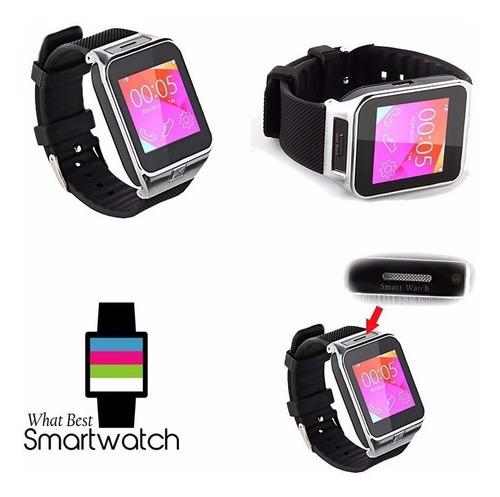 relógio bluetooth smartwatch sim  dz09 sd