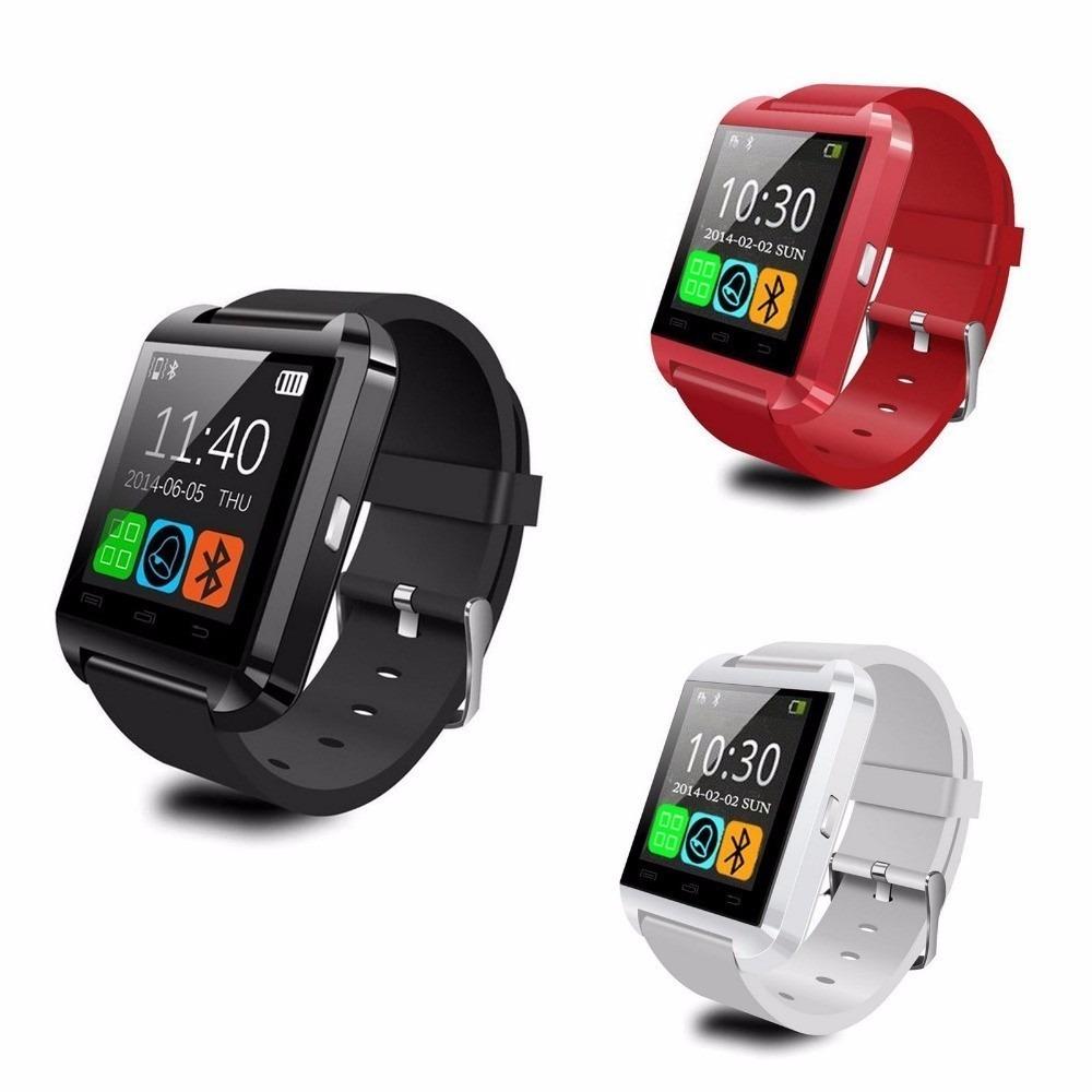91b8749a25b relogio bluetooth smartwatch u8 inteligente android samsung. Carregando  zoom.