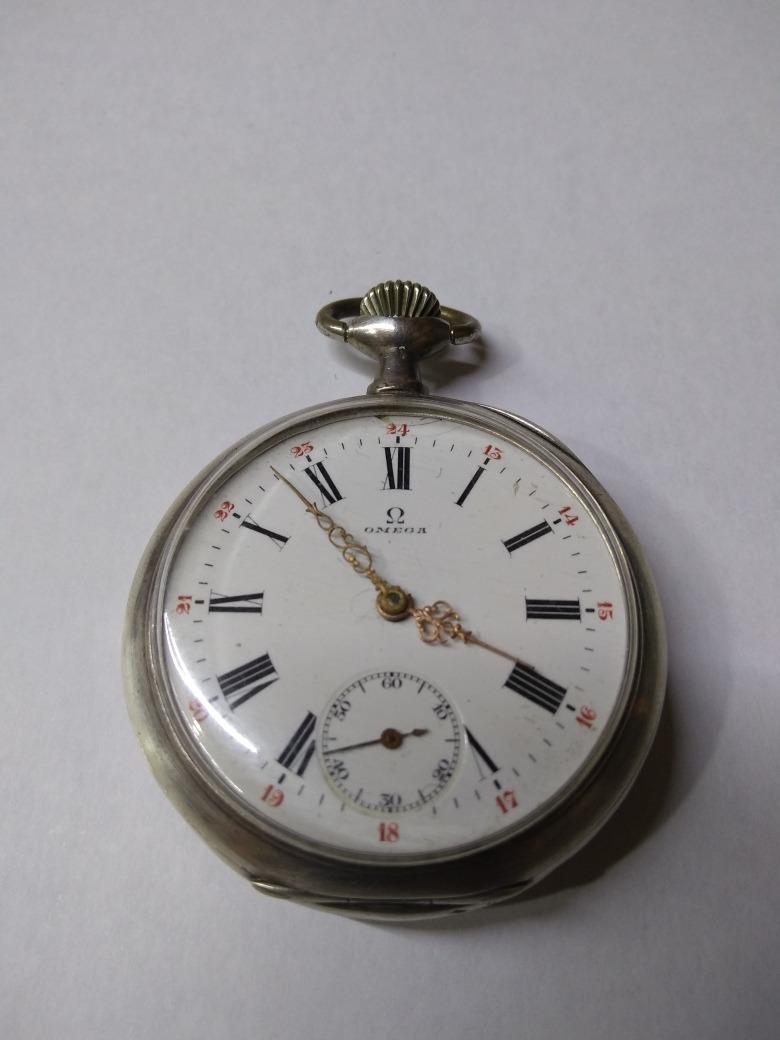 1c673955b3b relógio bolso omega.todo em prata 900 0275180722. Carregando zoom.
