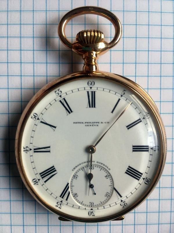 c0d3cbc52a9 relógio bolso patek philippe geneve gondolo. Carregando zoom.