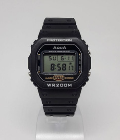 11b6ab53e Relógio Bolsonaro Presidente 2019 Digital Aqua Prova D Agua