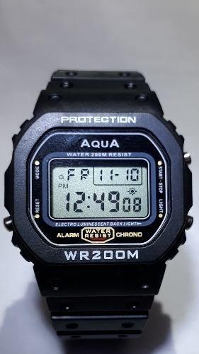 relógio bolsonaro presidente 2019 digital aqua prova d agua