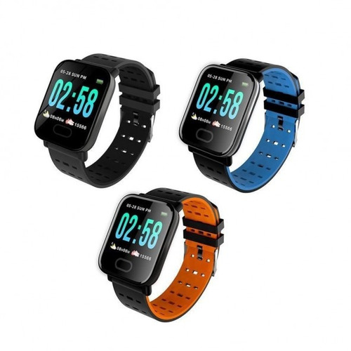 relógio bracelete inteligente andróid ios pressão arterial