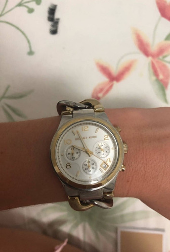 relógio bracelete michael kors original mk3199
