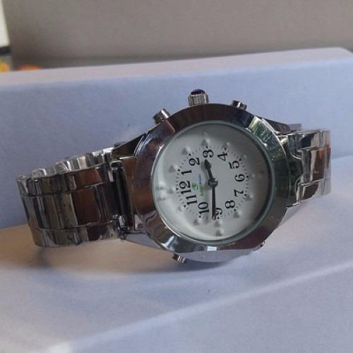 e506ffdc3bb Relógio Braile Falante - Marca Ampla Visão - R  240