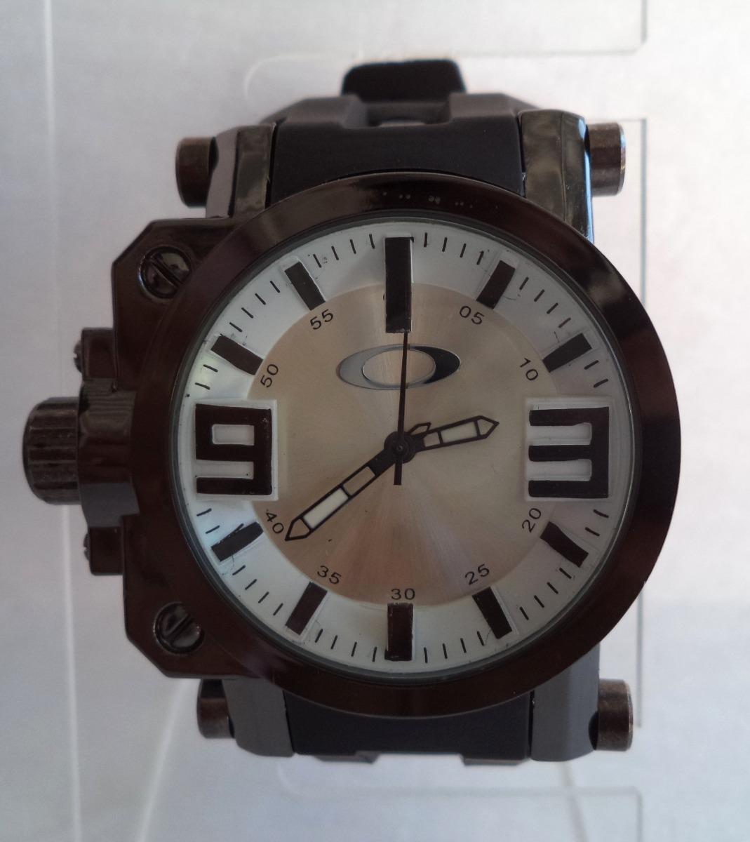 a14e3614615 relógio branco visor azul resistente de safira. Carregando zoom.