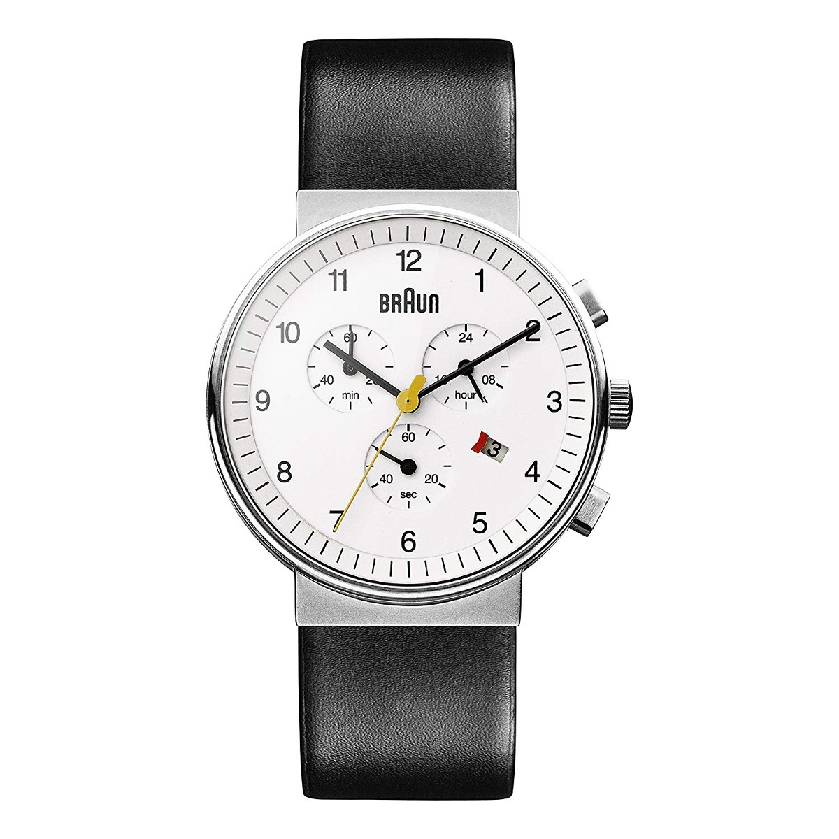 a2c11be9bc1 relógio braun gents bn0032 classic watch w - 79045. Carregando zoom.