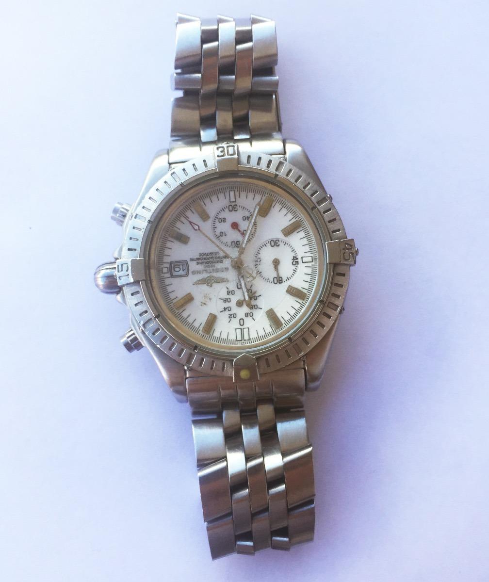 4f72c680bd7 relógio breitling 1884 edição limitada a13353. Carregando zoom.
