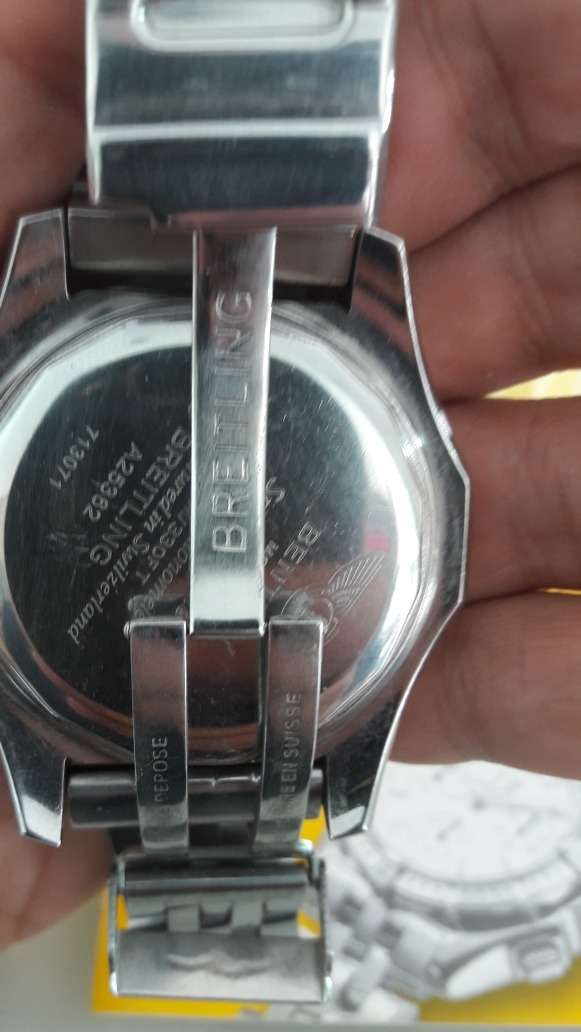 cc13d758113 relógio breitling a25362. Carregando zoom.