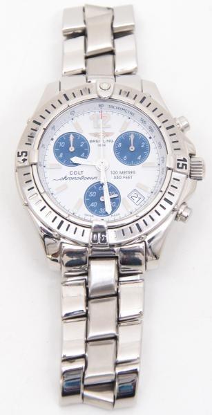 3a6a9961ad7 Relogio Breitling Colt Chrono Ocean - R  3.350