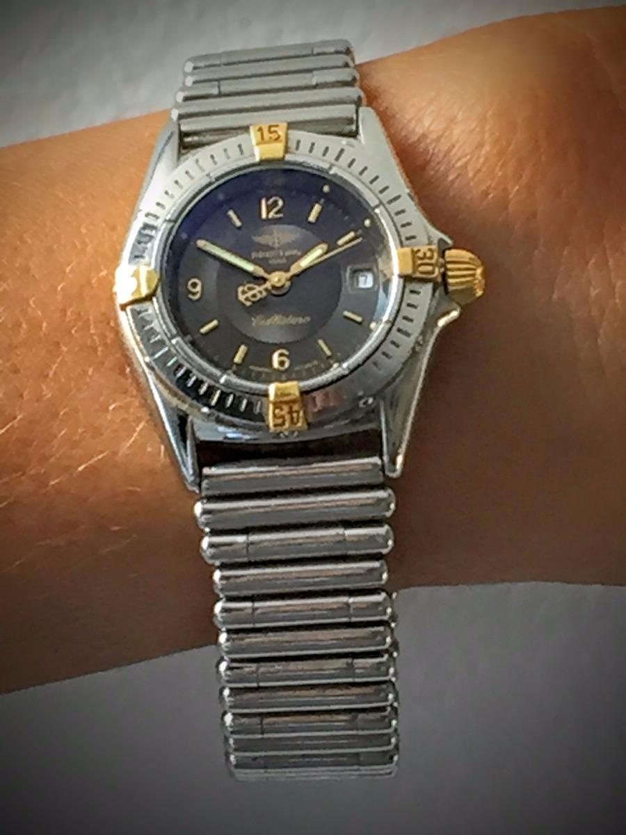 df85f5d2c5a relógio breitling feminino. Carregando zoom.