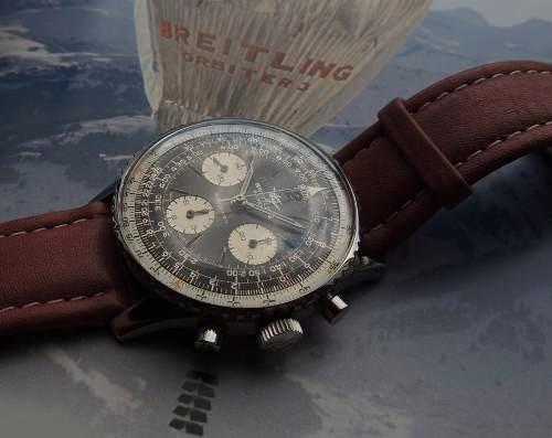 588af6e3140 Relógio Breitling Navitimer Cronógrafo Mint Vintage Antigo - R  30.000