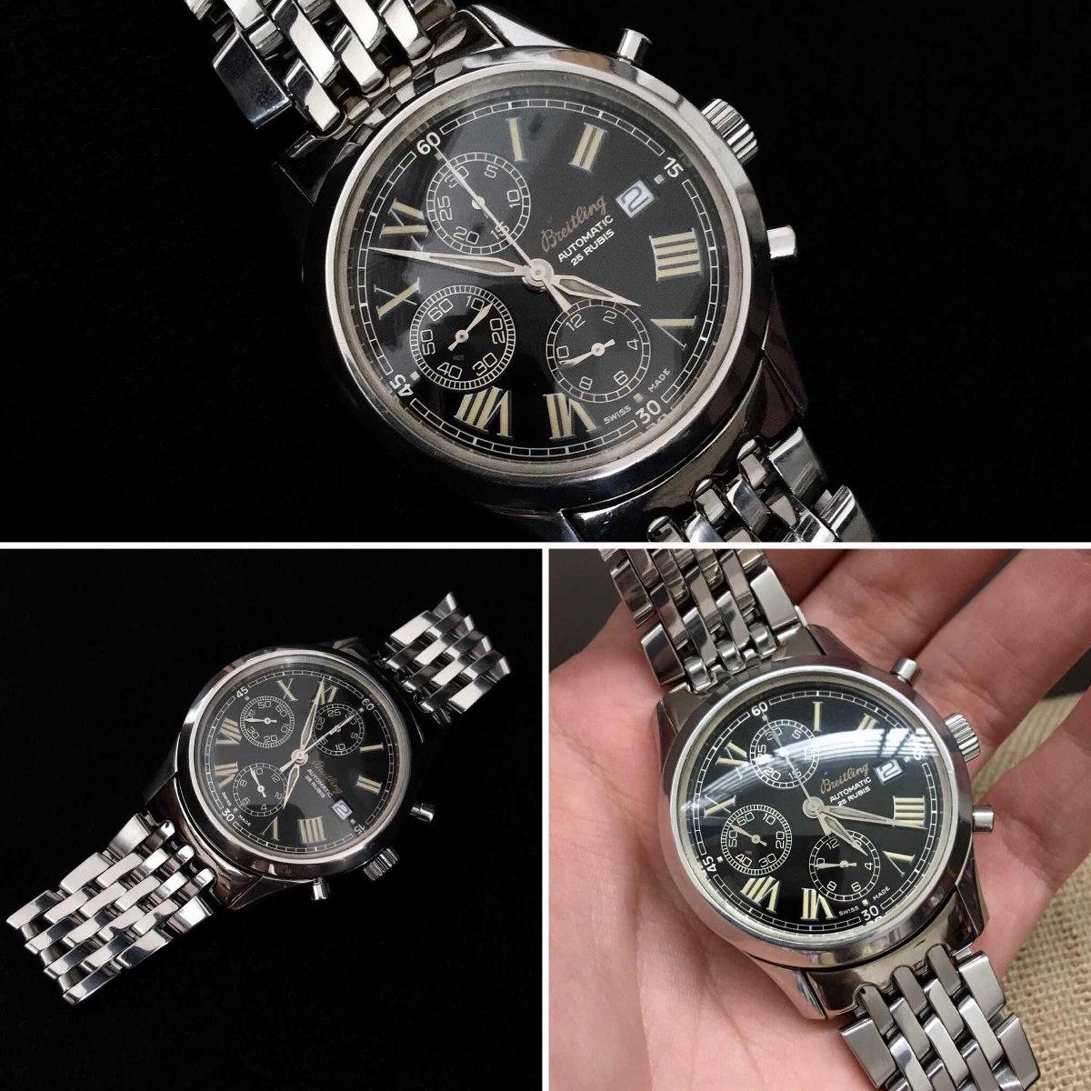 630db78ea96 relógio breitling navitimer grand premier cronógrafo. Carregando zoom.