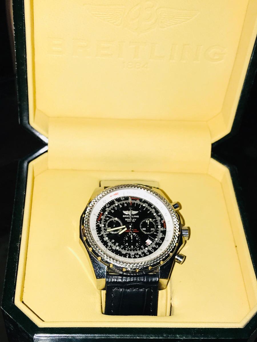 007f538cdc5 relógio breitling -série especial bentley - usado ano 1997. Carregando zoom.