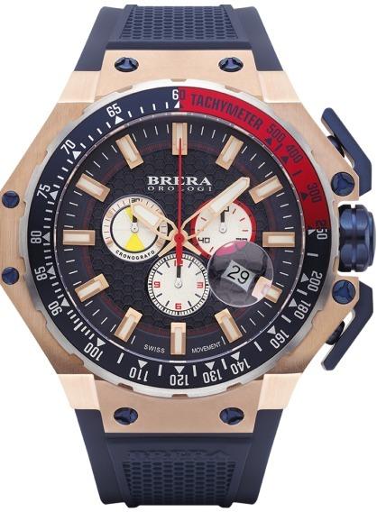 ca10dcc326d Relógio Brera Orologi Gran Turismo 5405 Seminovo - R  2.998