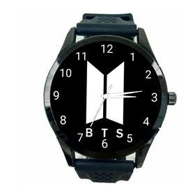 Relógio Bts K Pop Feminino Promoção Oferta Novidad Novo T195