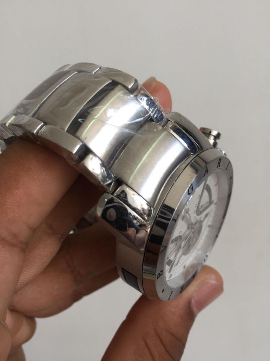 a8870ce68c6 relogio bulgari iron man aco automatico produto original usa. Carregando  zoom.