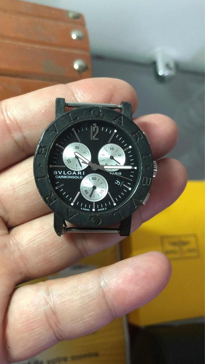 18ab5c227de relógio bulgari original numerado. Carregando zoom.