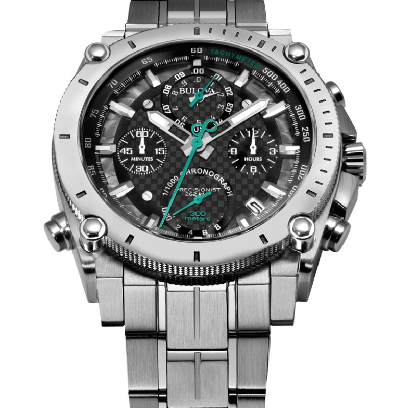 318fc412672 relógio bulova 140º aniversario 96b241 precisionist limited. Carregando  zoom.