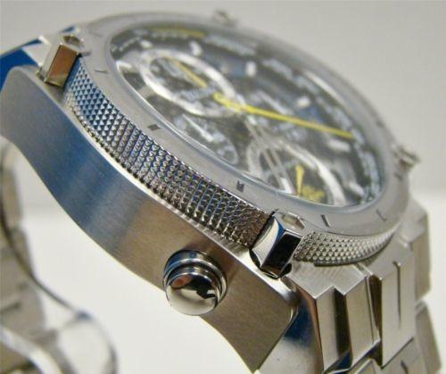 f3b27a698fc Relógio Bulova 96b175 Precisionist Uhf 262 Crono Original - R  2.789 ...