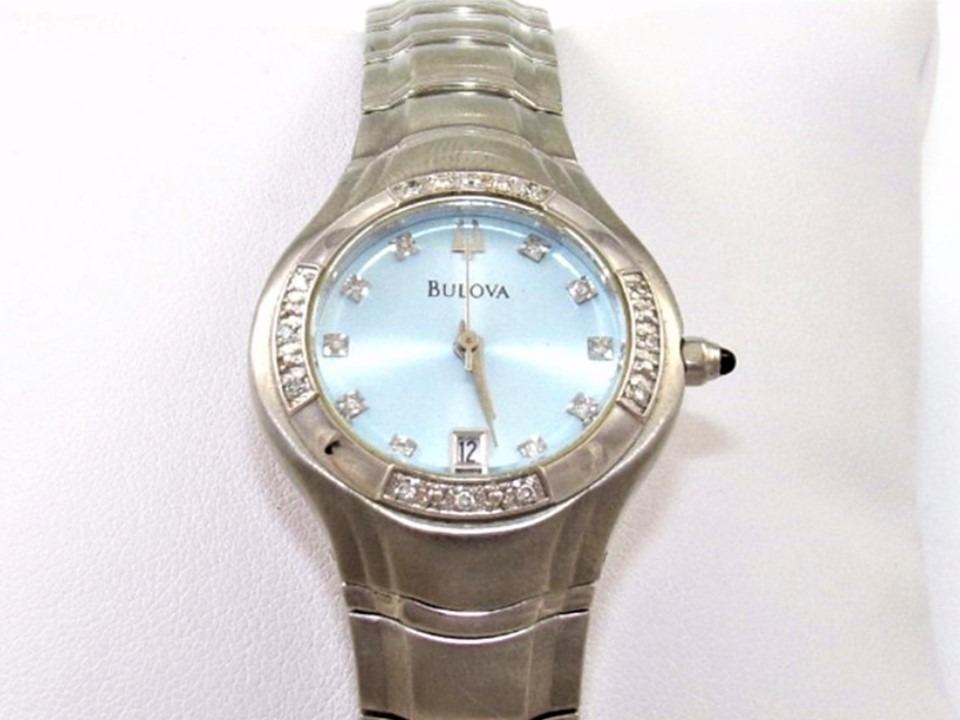 25b77a3a5f3 Relógio Bulova 96r02 Original
