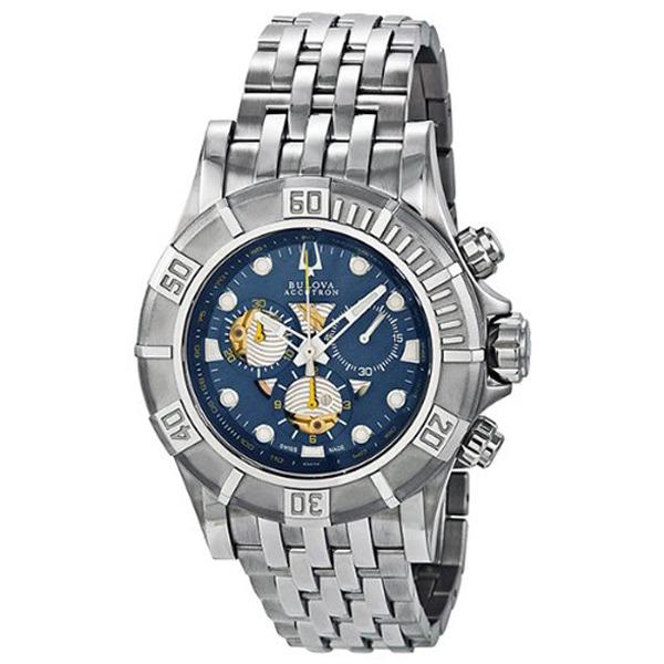 b0b3e34d0fd Relógio Bulova Accutron Kirkwood Swiss Wb31194a   63a114 - R  7.000 ...