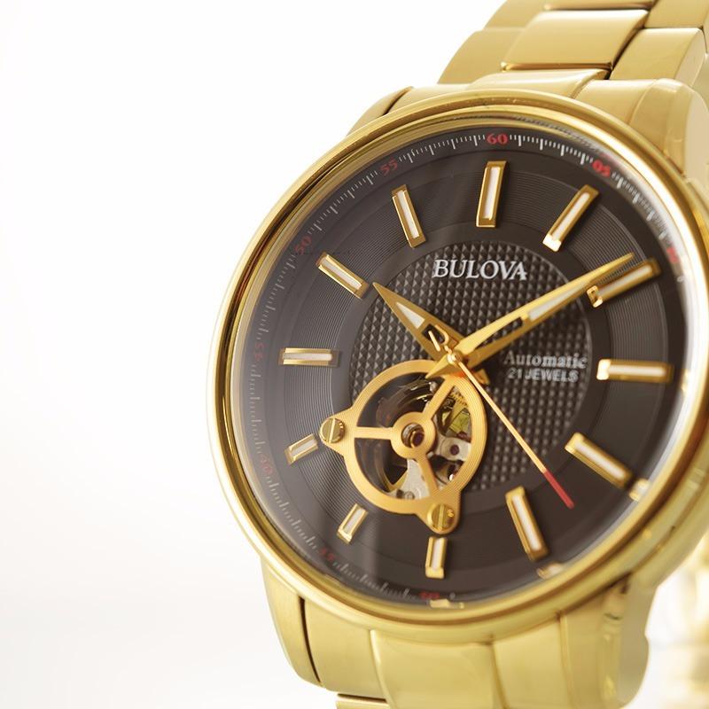 777ab674517 relógio bulova automatic 21 jewels wb22319s. Carregando zoom.