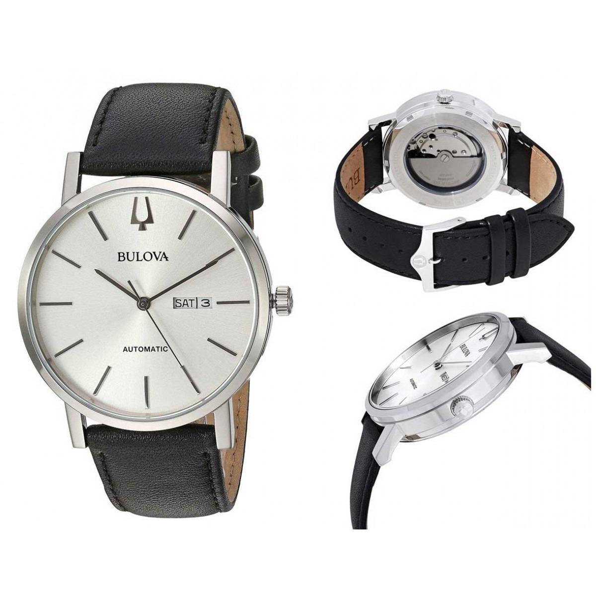 e6ed98b62 Relógio Bulova Automatic Classic Men's - 96c130 - R$ 1.565,78 em ...